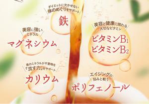 ティーライフ ダイエットプーアール茶 効果 美容成分