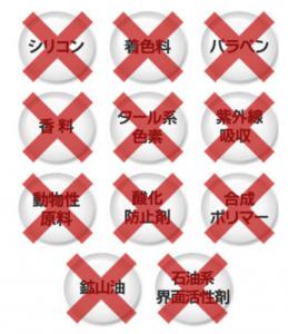 パピュレ(Papure) 胸元デコルテニキビ 効果 無添加